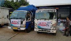 IPCN Kembali Menggelar Program Pengiriman Gratis Untuk Bencana Palu