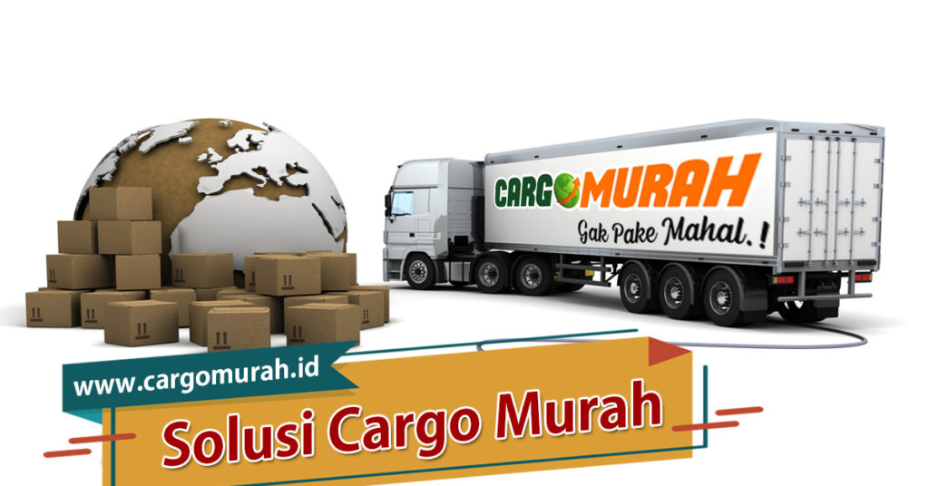 Jasa Ekspedisi murah Jakarta ke Jambi via cargo murah