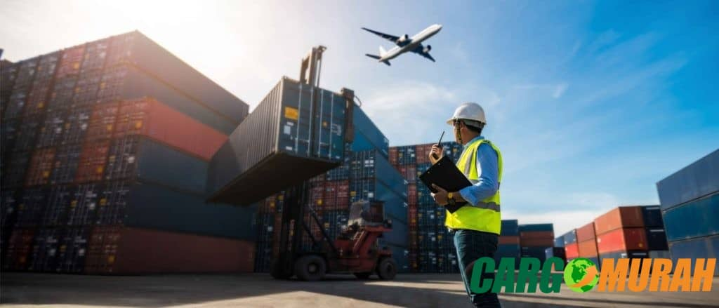 Jasa Ekspedisi Cargo Murah Ke Sorong Papua