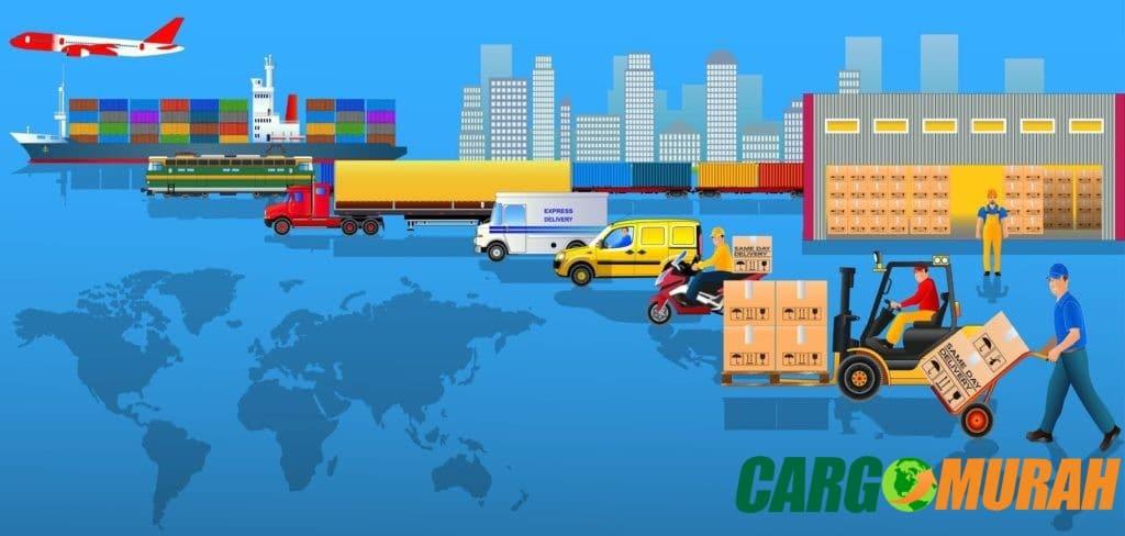 Jasa Ekspedisi Cargo Murah Jakarta ke Lubuk Linggau Sumatera Selatan