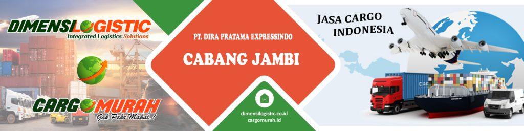Cargo Murah Jambi