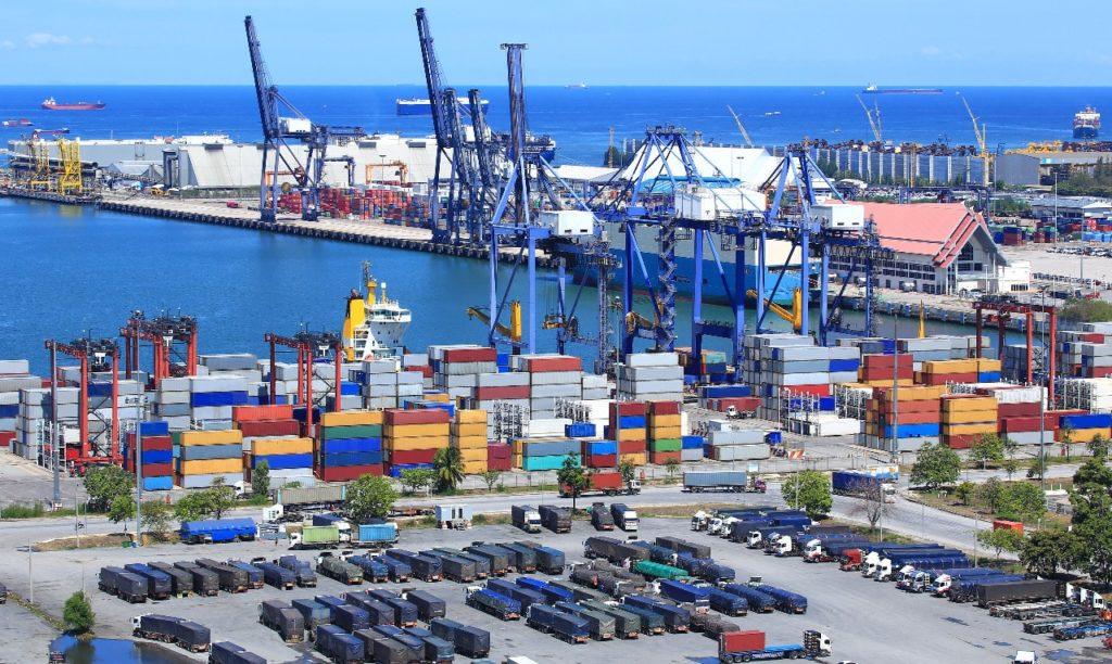 Jasa Ekspedisi Pengiriman Barang Murah via Kapal Laut menggunakan jasa cargo laut
