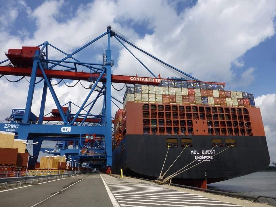 Sistem Operasional Ekspedisi Laut di Cargo murah