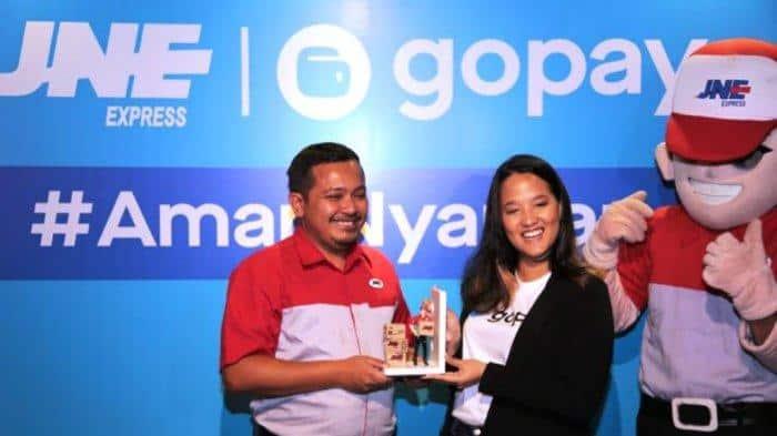 GoPay Kini Bisa Untuk Membayar Biaya Logistik JNE
