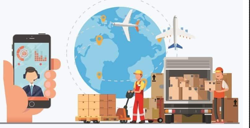 Aplikasi Logistik khusus Truk