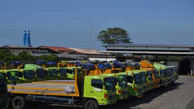 Infrastruktur Digenjot, Bisnis Logistik Tumbuh 10%