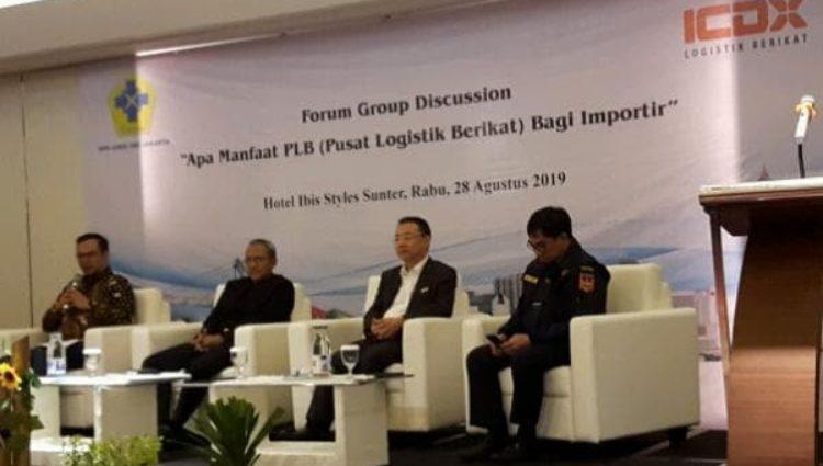 PLB Persingkat Mata Rantai Logistik Nasional