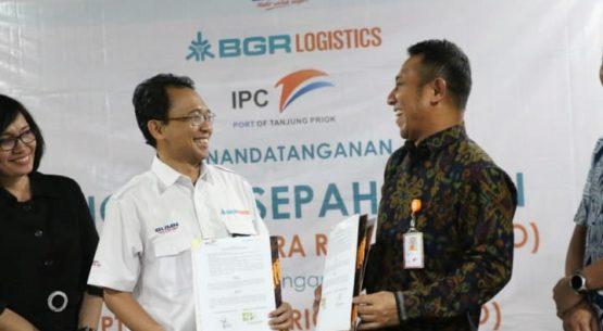 BGR Logistics Gandeng ILB Modernisasi Gudang Logistik