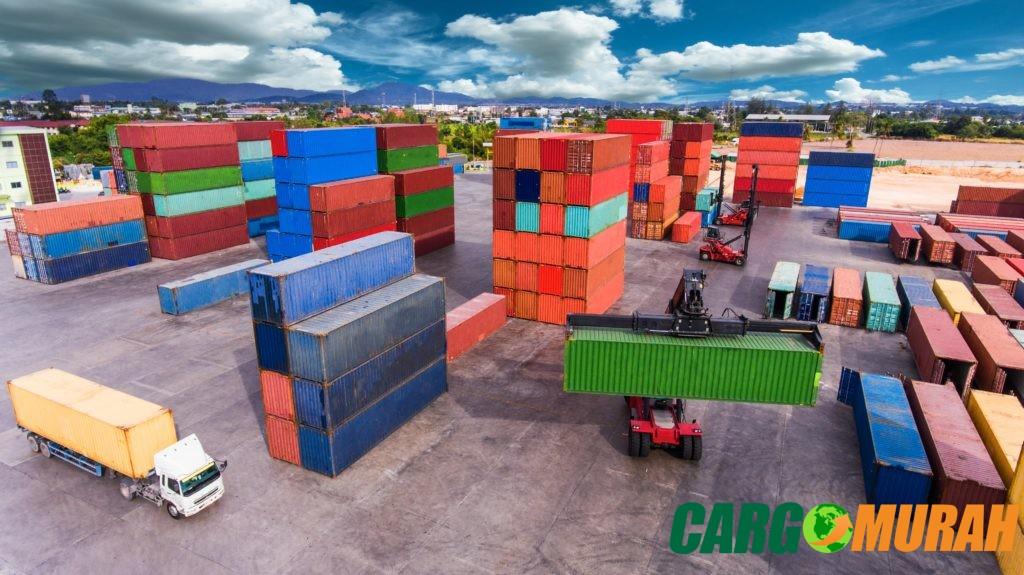 cargo murah padang