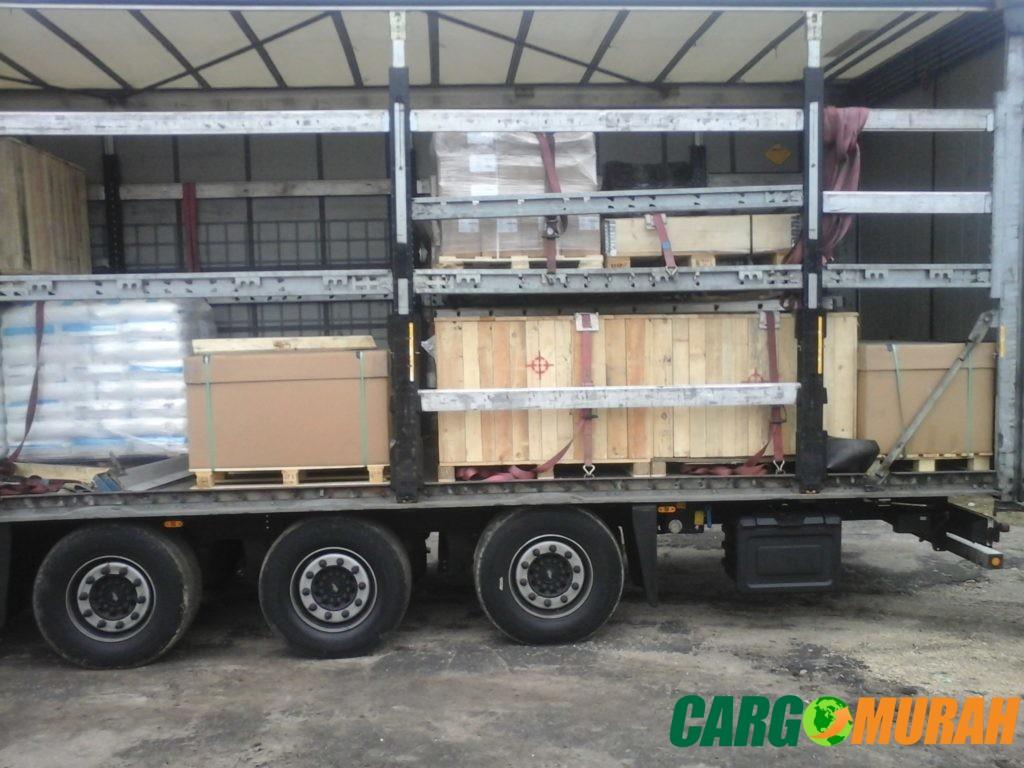 Jasa Cargo Murah Pekanbaru