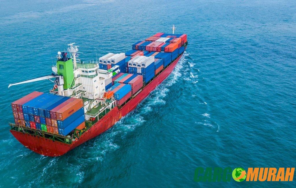 jasa ekspedisi laut murah via cargo murah