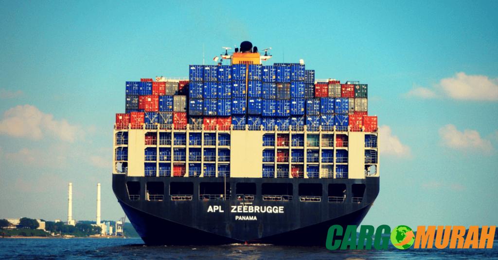 Cargo Laut Termurah di jasa pengiriman Cargo Murah