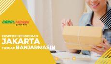 Ekspedisi Jakarta ke Banjarmasin