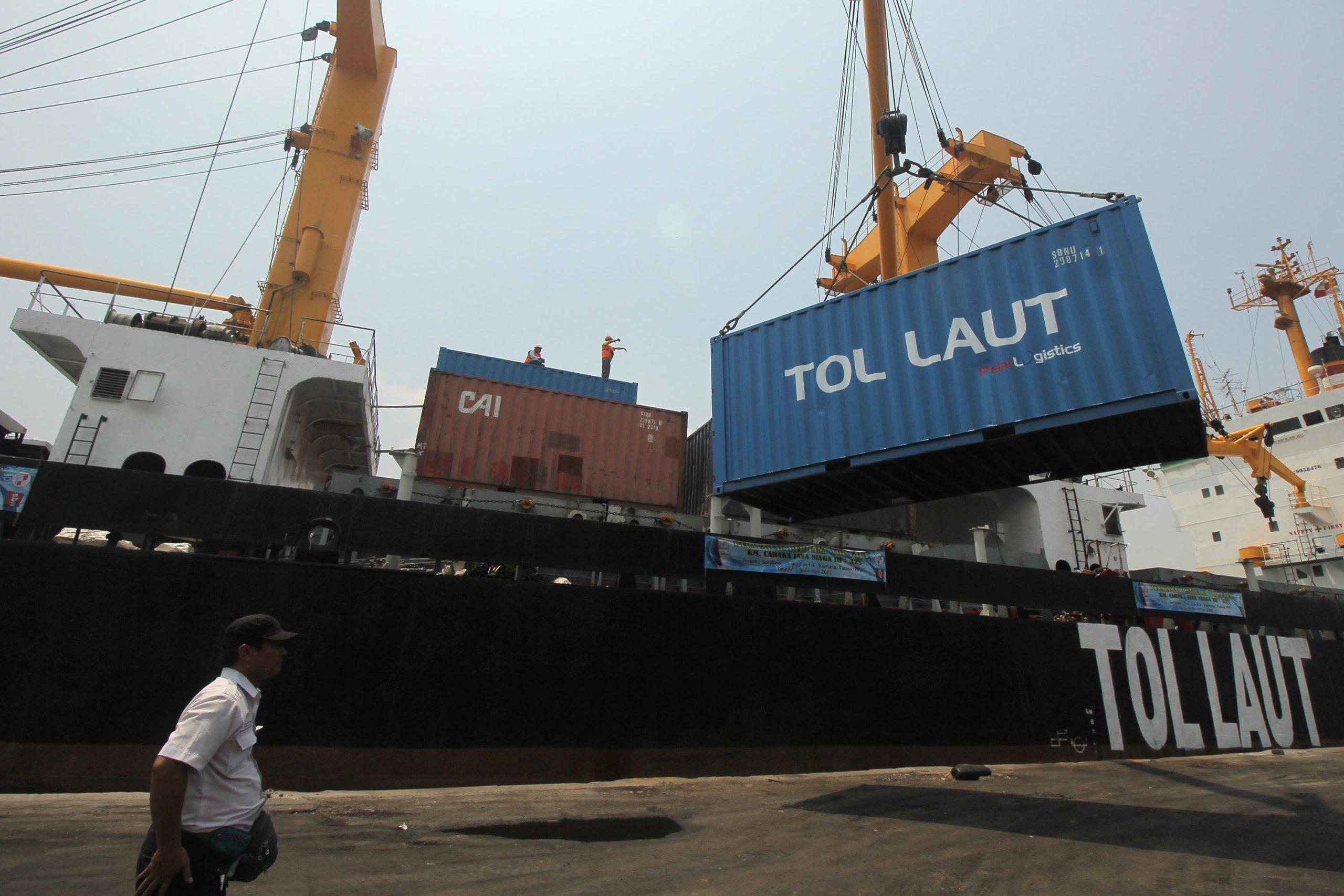 Jasa Ekspedisi Murah ke Nabire via cargo murah