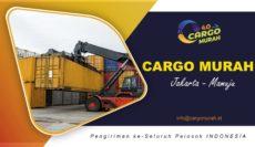 Jasa Ekspedisi Pengiriman Cargo Murah Jakarta Mamuju Sulawesi Barat