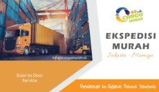 Cargo Jakarta Mamuju Sulawesi Barat