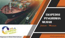 Jasa Cargo Laut Jakarta Mamuju Sulawesi Barat