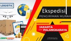 Cargo Jakarta ke Palangkaraya