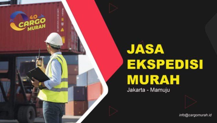 Ekspedisi Pengiriman Barang Jakarta Mamuju Sulawesi Barat