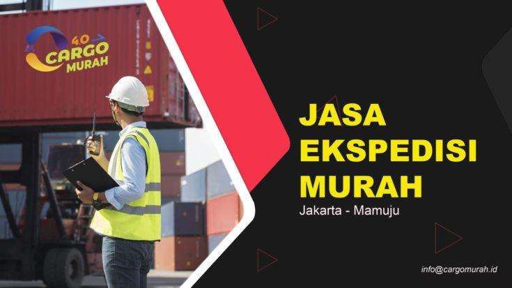 Ekspedisi Pengiriman Barang Jakarta Mamuju