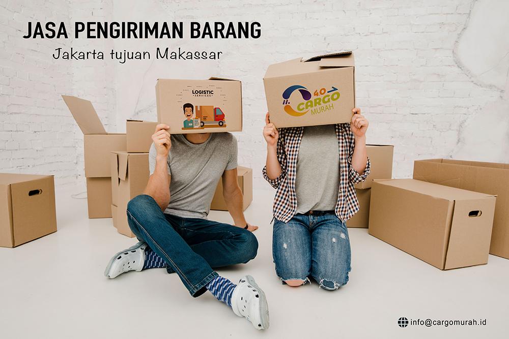 Ekspedisi Murah Jakarta ke Makassar