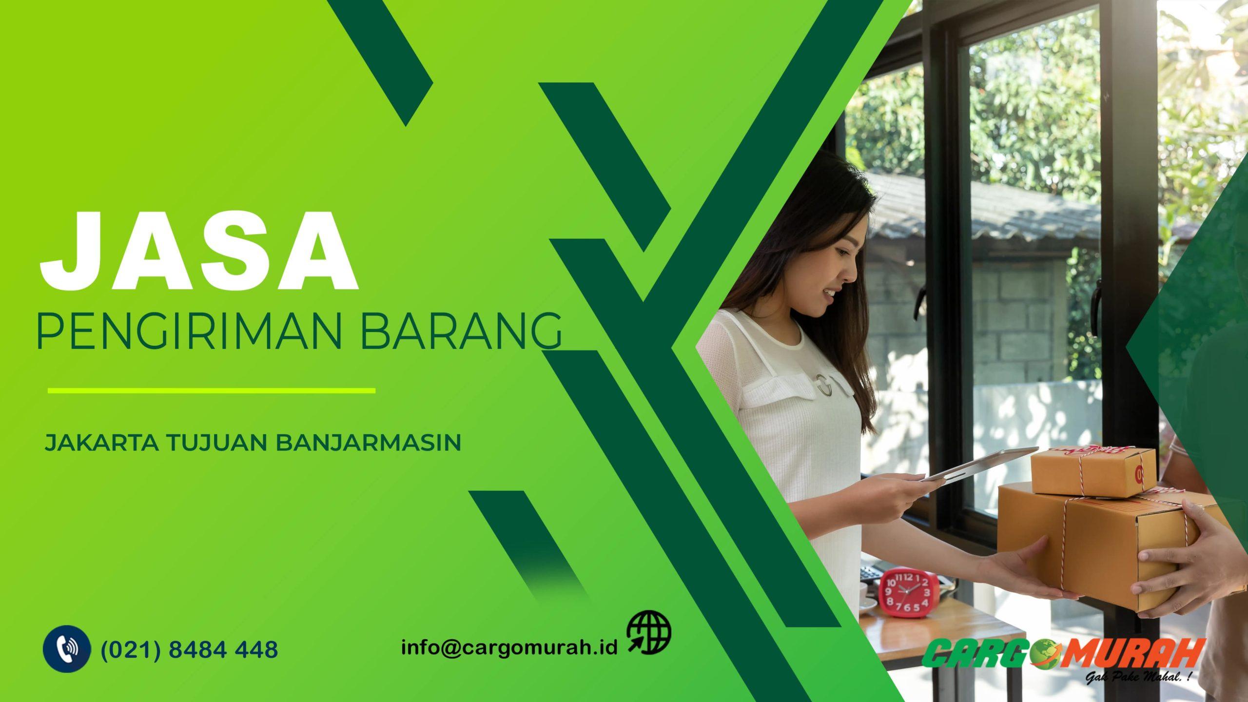Jasa Cargo Murah Jakarta ke Balikpapan Kalimantan Timur
