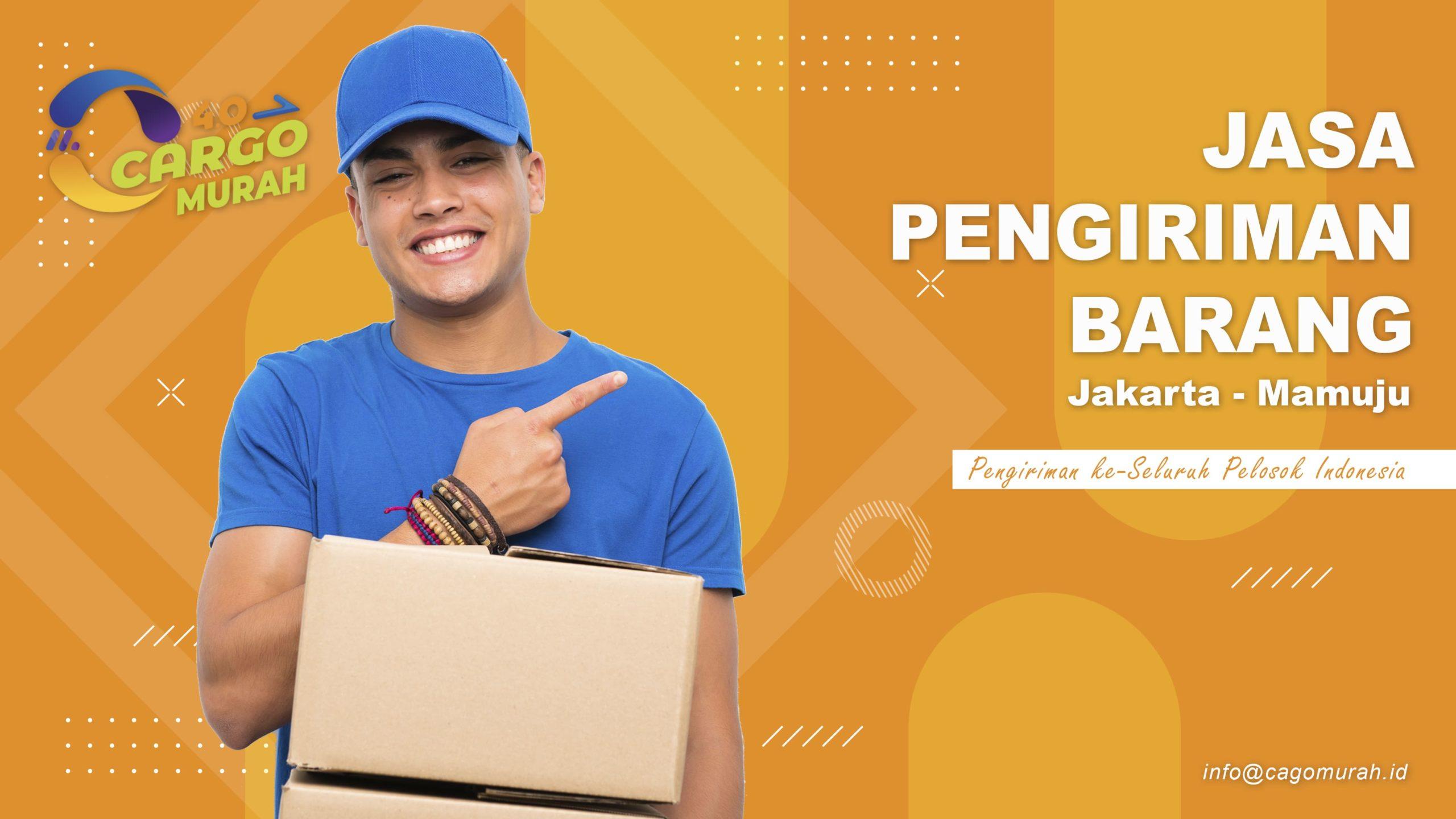 Cargo Murah Jakarta Mamuju