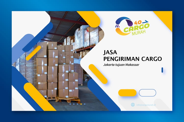 Jasa Ekspedisi Jakarta ke Makassar