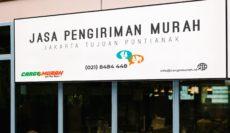 Jasa Cargo Jakarta ke Pontianak