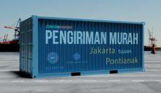 Ekspedisi Murah Jakarta ke Pontianak