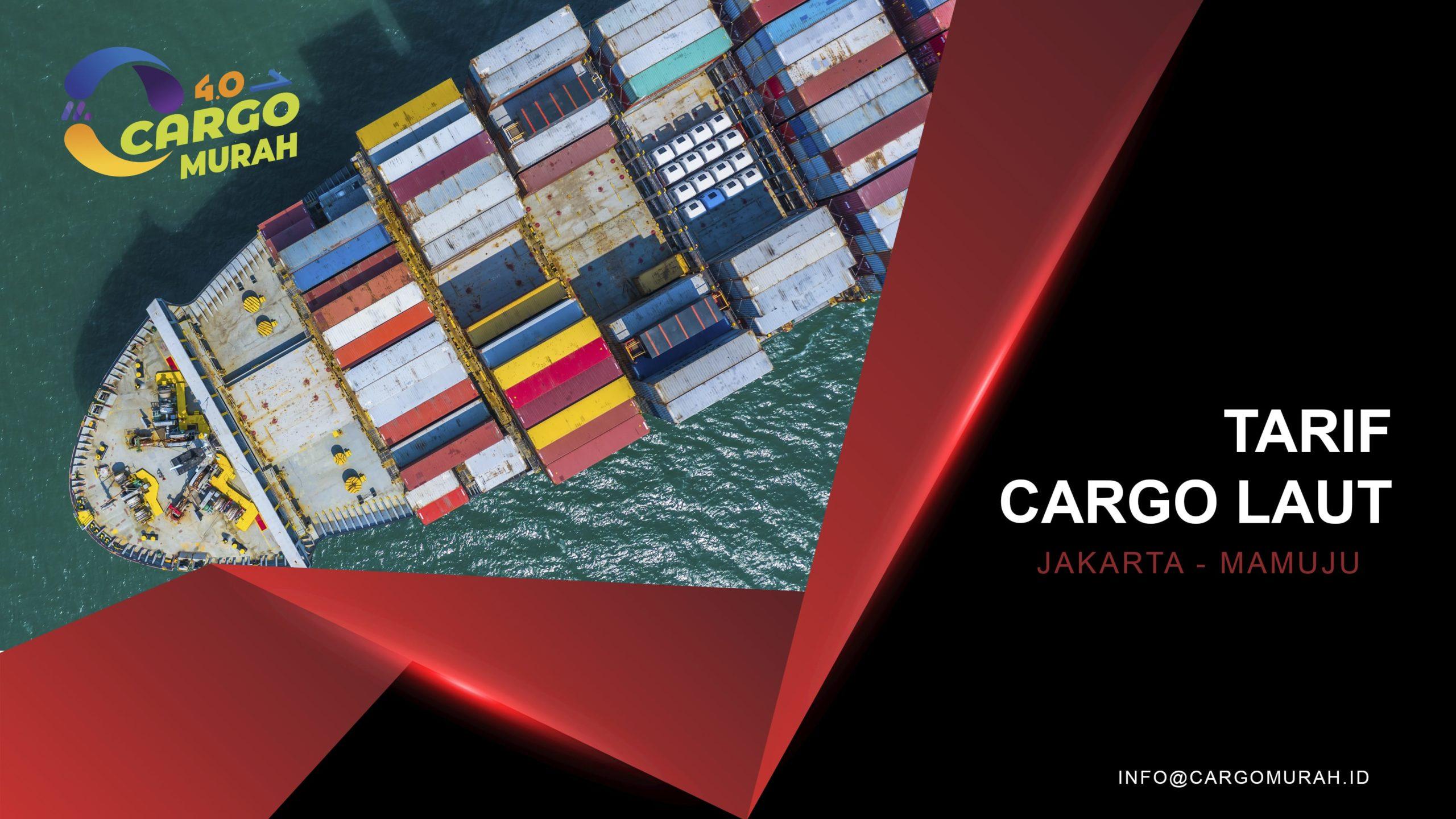 Cargo Jakarta Mamuju
