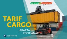 Jasa Pengiriman Barang Jakarta ke Pontianak Kalimantan Barat