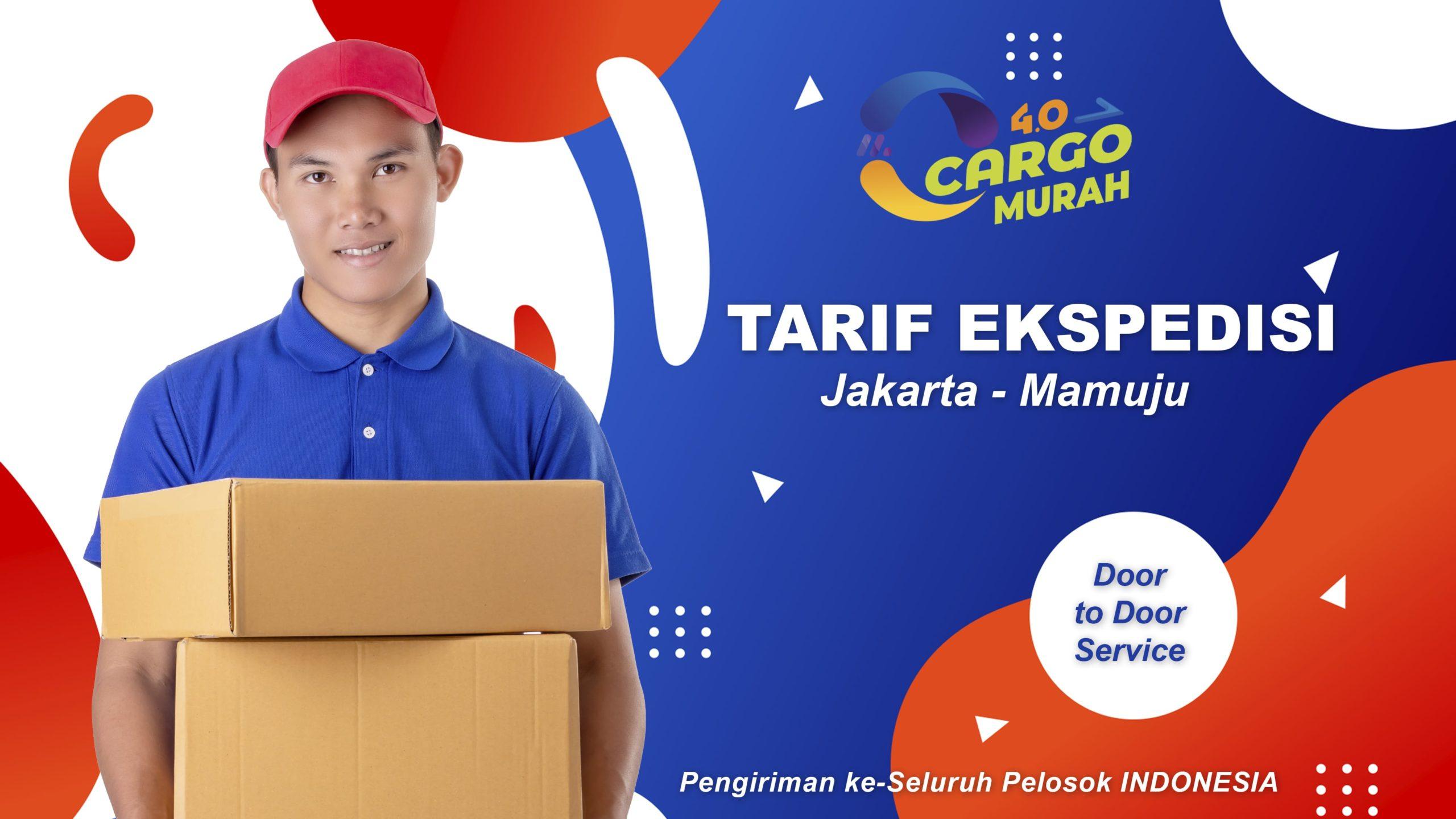 Jasa Pengiriman Barang Jakarta Mamuju