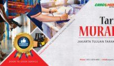 Cargo Jakarta ke Tarakan Kalimantan Utara