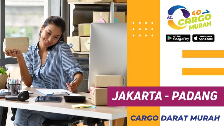 Ekspedisi Jakarta Padang