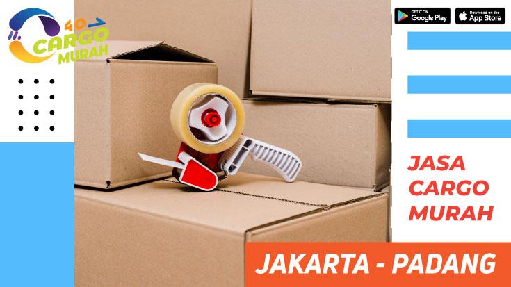 Ekspedisi Murah Via Cargo Darat Jakarta Padang