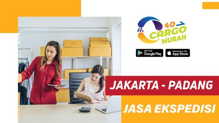 Jasa Cargo Via Darat Jakarta Padang