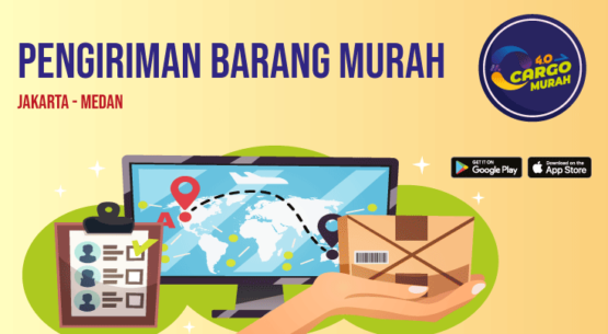 Ekspedisi Murah Via Cargo Darat Jakarta Medan