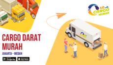 Ekspedisi Cargo Darat Jakarta Medan