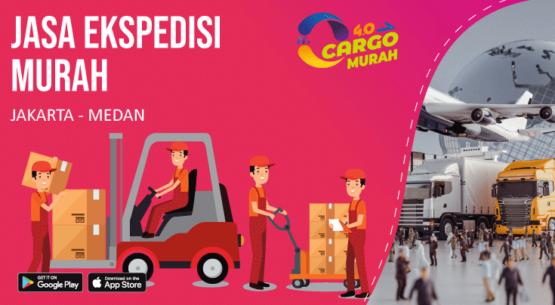 Jasa Pengiriman Cargo Murah Jakarta Medan