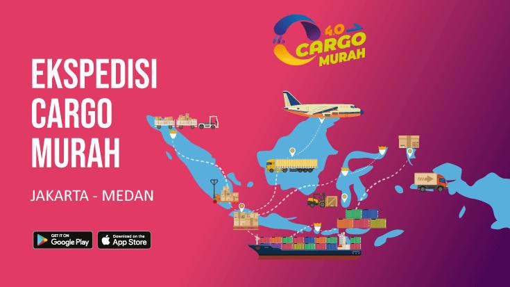 Jasa Pengiriman Barang Murah Jakarta Medan