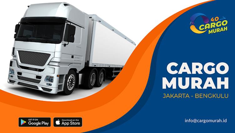 Jasa Cargo Jakarta Bengkulu