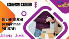 Jasa Kargo Murah Jakarta Jambi
