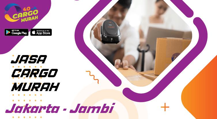 Ekspedisi Jakarta Jambi