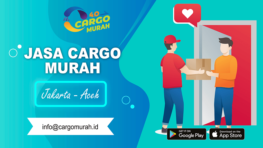 Ekspedisi Murah Jakarta Aceh