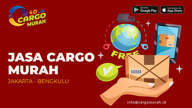 Jasa Ekspedisi Via Cargo Darat Jakarta Bengkulu