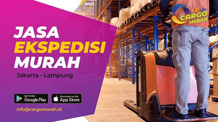 Jasa Cargo Murah Jakarta Lampung