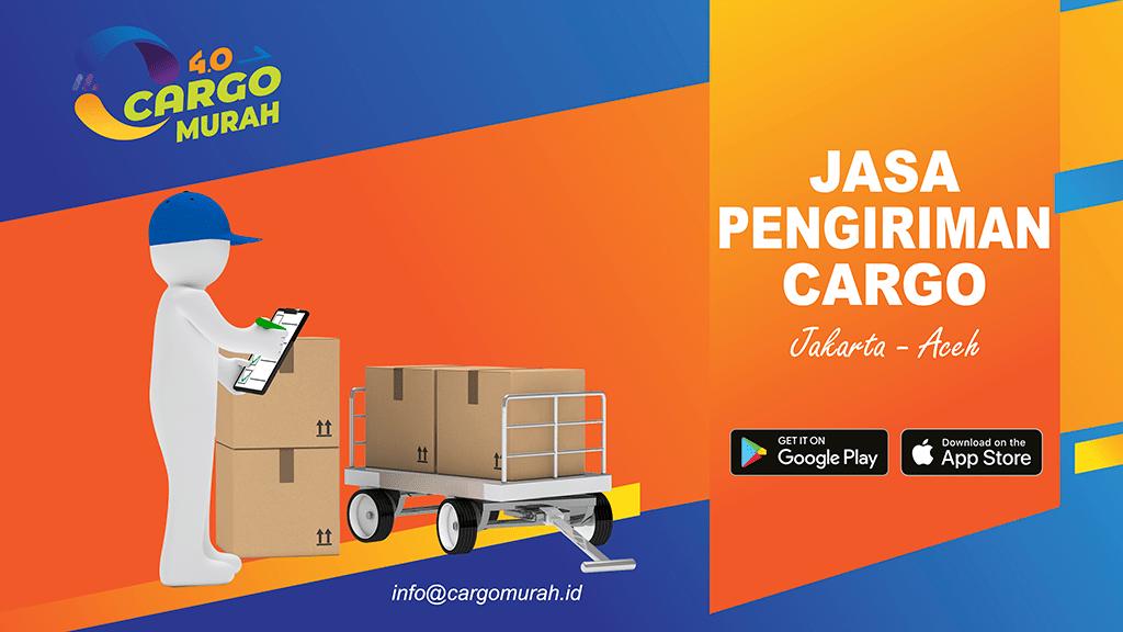 Jasa Ekspedisi Jakarta Aceh