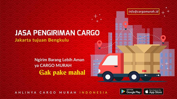 Jasa Cargo Darat Jakarta Bengkulu
