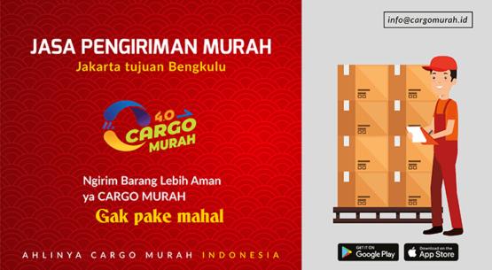 Jasa Kargo Darat Jakarta Bengkulu